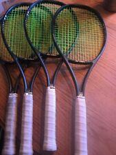 4 rackets, yonex vcore pro 97 330g, 4 3/8 grip