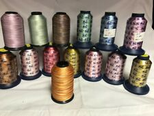 40wt Variegated Rayon Embroidery Thread - Robison Anton
