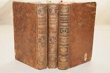 LEWIS EXPERIENCES PHYSIQUES ET CHYMIQUES PUISIEUX 3/3 1768 OR ALCHIMIE SCIENCES