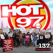 Hot 97 vol. 137 Blazin Hip Hop & RNB Official CD