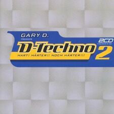 D-Techno 02 (2000) Embargo, Condor II, Technoboy, Plug 'n Play, Austral.. [3 CD]