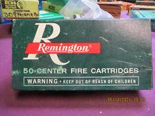 Vintage Remington 38 Special Ammo Shell Box - Empty Nice!