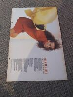 "(ABC23) ADVERT/POSTER 16X11"" DEAD OR ALIVE : IN TOO DEEP SONG LYRICS.."