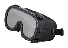 SteamPunk Cosplay Apocalypse Single Lens Laboratory Goggles Black, NEW UNUSED