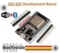 ESP32 Development Board WiFi+Bluetooth Dual Cores ESP-32 ESP-32S Ultra-Low Power
