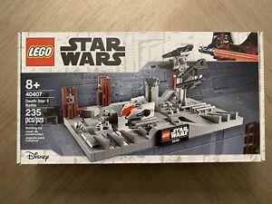 LEGO 40407 Star Wars Death Star II Battle New Sealed