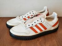 Vintage ADIDAS Gripper Turf Football Shoes Mens 6 04 8612.6 New w/out Box UNWORN