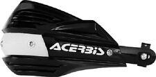 Acerbis X-Factor Hand Guards Handlebar Motorcycle Dirt Bike Black/White