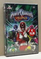 POWER RANGERS S.P.D. BOX 1 [5 dvd]