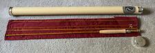 """sweetgrass 7'9"""" 3 7/8oz #4 4 piece fly fishing rod"""