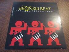 maxi 45 tours bronski beat hit that perfect beat