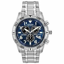 Citizen Eco-Drive Men's BL5470-57L Perpetual Calendar Chronograph 44mm Watch