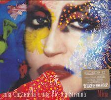 2 CD ♫ Audio Box MINA • UNA CARAMELLA E UNA PICCOLA STRENNA nuovo sigillato