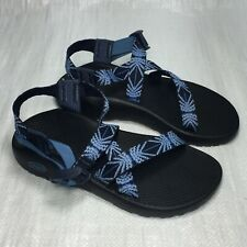 Chaco J106270 Cloud Z Ocean Blue Navy Strappy Wtpf Womens Hiking Sandals Sz 6