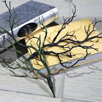 Artificial Twigs Coral Branch Bifurcation Fake Plant Home Room Decor Accessories