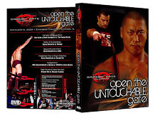 Official DGUSA Dragon Gate USA : Open the Untouchable Gate 2009 Event DVD