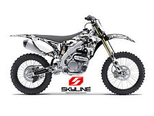 2006 2007 2008 KXF 450 GRAPHICS KIT KAWASAKI KX450F KX F 450F BONECRUSHER DECAL
