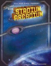Red Hot Chili Peppers Stadium Arcadium Sheet Music Transcribed Scores  000672551