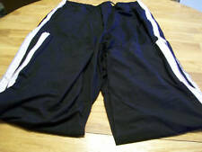 GAP BLACK RUNNING PANTS SIZE  14