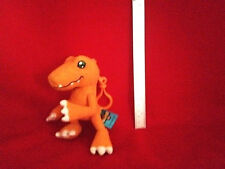 Rare Bandai Digimon Friends Plush Doll Pencil Case Agumon Season 1 Adventure New