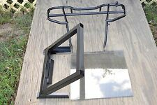 03-05 Honda Rincon 650 4x4 - Front Rack with Radiator Top Mount with Cover