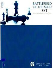 Battlefield of the Mind - Expanded Teaching 4 Cds Joyce Meyer