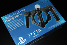 PS3 PlayStation 3 Move Racing Wheel Controller Wireless Motion