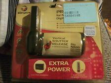 Targus Pro Battery Grip for Nikon D40 D40x D60 Digital SLR w/ Shutter Release