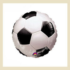 Soccer Birthday Party Supplies Championship Ball Shape Balloon 18″ Round Sport