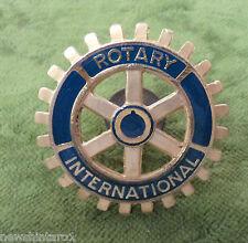 #D288.  ROTARY INTERNATIONAL  CAR BADGE