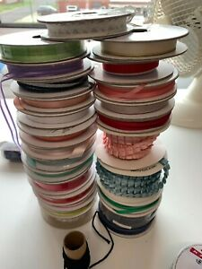 Stampin up reels of ribbon and twine