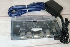 Belkin F5U021 ....4 Port Hub W/ Power Supply Adapter And USB Cable