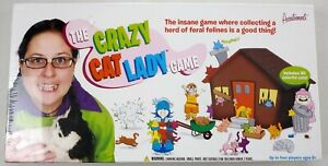 The Crazy Cat Lady Game - Family/Party Board Game - Accoutrements