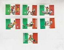 guinea-bissau 1989 Sc 780/6 set MNH world cup,italy       j1485