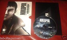 NIKOPOL THE FAIR IN THE IMMORTALS EDITION COLLECTOR ENKI BILAI PC DVD-ROM PAL