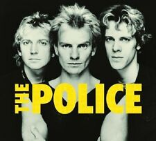 The Police Best Of 2-CD NEW SEALED Message In A Bottle/Walking On The Moon+