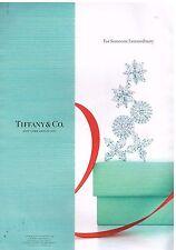 Publicité Advertising 2010 Les Bijoux Tiffany & Co