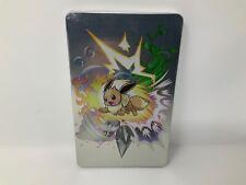 Pokemon Let's Go Pikachu Eevee Steelbook Nintendo Switch READ
