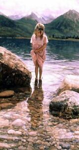 """Steve Hanks """" Natures Beauty """"   Signed Edition"""