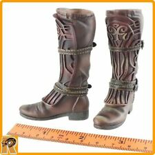 Blood Hunter - Tall Boots for Pegs - 1/6 Scale - VTS Action Figures