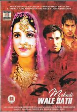 MEHNDI WALE HATH - NEW BOLLYWOOD PUNJABI DVD - FREE UK POST