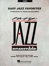 Easy Jazz Favorites - Drums; Book Only; Big Band, English(UK) - 9781423444558