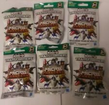 KRE-O Transformers Micro Changers KREO Collection 3- 6 Blind Bags