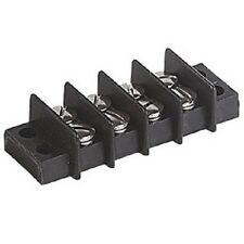 15A Barrier Terminal Blocks 3 Way Screw Strip Connector