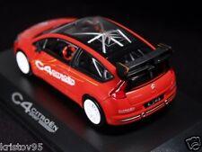 RARE CITROEN C4 SPORT CONCEPT CAR 1/43 NOREV SPORTIVE ALTAYA SALON DE GENEVE
