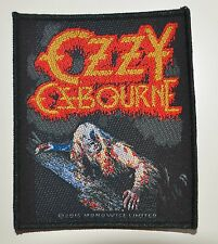 OZZY OSBOURNE - Bark At The Moon - Patch - 10 cm x 8,3 cm - 164091