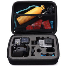 Travel Carry Case Bag for Go Pro GoPro Hero 3 3+4 5 Action Cam Camera Medium TOP