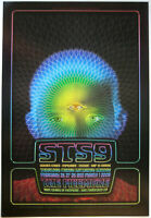 Sound Tribe Sector 9 Poster 2009 Concert
