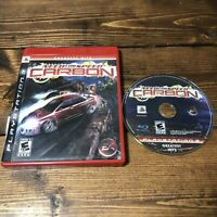 Need for Speed: Carbon PS3 (Sony PlayStation 3, 2006)- No Manual