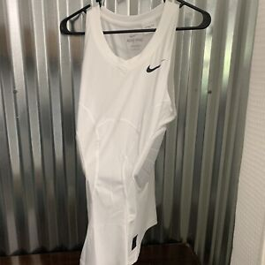 Nike Pro NBA Team Player Issue Kevin Durant KD Custom Padded Compression Tank